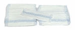 DMI Super-Absorbent Disposable Incontinence Liners, Bag of 25