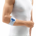 EpiPoint Forearm Support Strap Elbow Band Brace by Bauerfeind