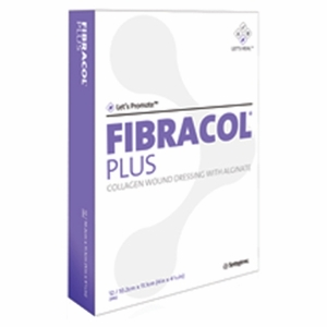 Fibracol Plus Collagen Wound Dressing with Alginate