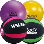 Fitness and Medicine Balls