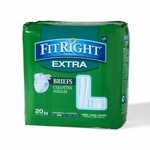 FitRight Extra Briefs by Medline