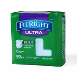 FitRight Ultra Briefs by Medline