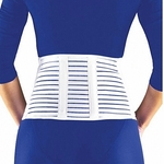 "FLA 7"" Lumbar Sacral Back Support Brace"