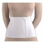 "FLA 9"" Three-Panel Surgical Abdominal Binder for Men and Women"