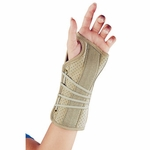 FLA Soft Fit Suede Finish Wrist Brace