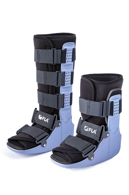4b2d1598f5 FLA Ankle Walker Brace Immbolizer, Low and High
