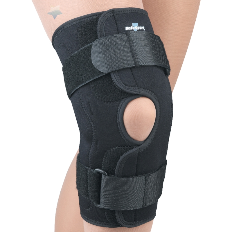 FLA Wrap-Around Hinged Neoprene Knee Stabilizing Brace ...