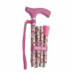 Folding Walking Sticks Adjustable Collapsible Canes - Switch Sticks