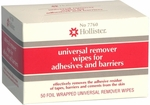 Hollister Adhesive Remover Wipes, Universal, Box of 50, # 7760