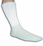 Holofiber Diabetic Med Crew Socks for Men & Women