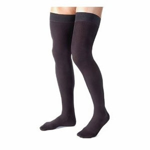 JOBST for Men Compression Stockings Thigh High, 20-30mmHg