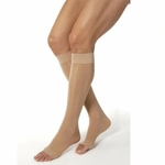 Jobst UltraSheer Knee High Open Toe Compression Hose 15-20mmHg