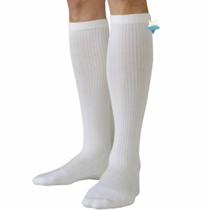 Juzo Basic Casual Compression Socks, Knee-High 4701AD (20-30)