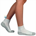 Juzo Silver Sole Compression Socks, Low Cut 5760AB