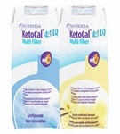 KetoCal 4:1 LQ Multi Fiber Formula 8oz (Case of 27), by Nutricia