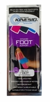 Kinesio Tape Foot Pre-cut Application Sports Tape, # PCW9906