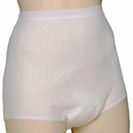 Light & Dry Washable Incontinence Ladies' Cotton Panty, Salk