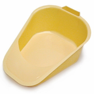 Mabis-DMI Fracture Bed Pan, Case of 50