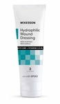 McKesson Hydrophilic Wound Dressing Gel 3oz Tube, # 61-SPD03