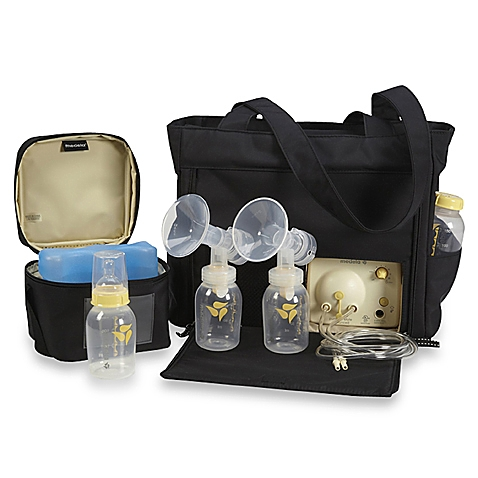 Medela Pump In Style Advanced Double Breastpump W On The Go Tote