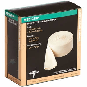 Medigrip Elastic Tubular Bandages - All Sizes