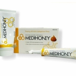 Medihoney Paste Wound Dressing 0.5, 1.5, & 3.5 oz Tubes