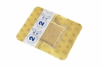 Medline Arglaes Film Silver Wound Dressing, Antimicrobial, Box of 10