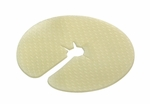 "Medline SilvaSorb Site Silver Wound Dressing 1"" or 1.75"" Round"