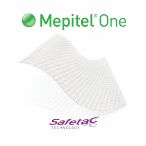 Mepitel One Dressing Silicone Non-Adherent, All Sizes, Molnlycke
