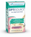 Optisource Very High Protein Drink 8oz by Nestle