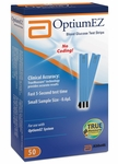 Optium EZ Blood Glucose Test Strips by Abbott