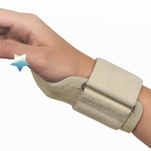 Orthopedic Carpal Tunnel Wrist Support Brace, Carpal Mate by FLA