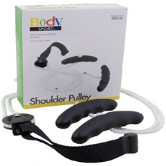 Over Head Shoulder Pulley Exercise Rehab System, by Body Sport