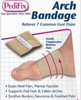 PediFix Arch Bandage, 1 in a Pack - One Size Fits Most