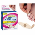 PediFix OneStep Corn Remover Medicated Bandage (Pack of 6), # R3063
