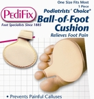 PediFix Podiatrists' Choice Ball-of-Foot Cushion, 1 in a Pack