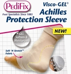 PediFix Visco-Gel Achilles Protection Sleeve, 1 in a Pack