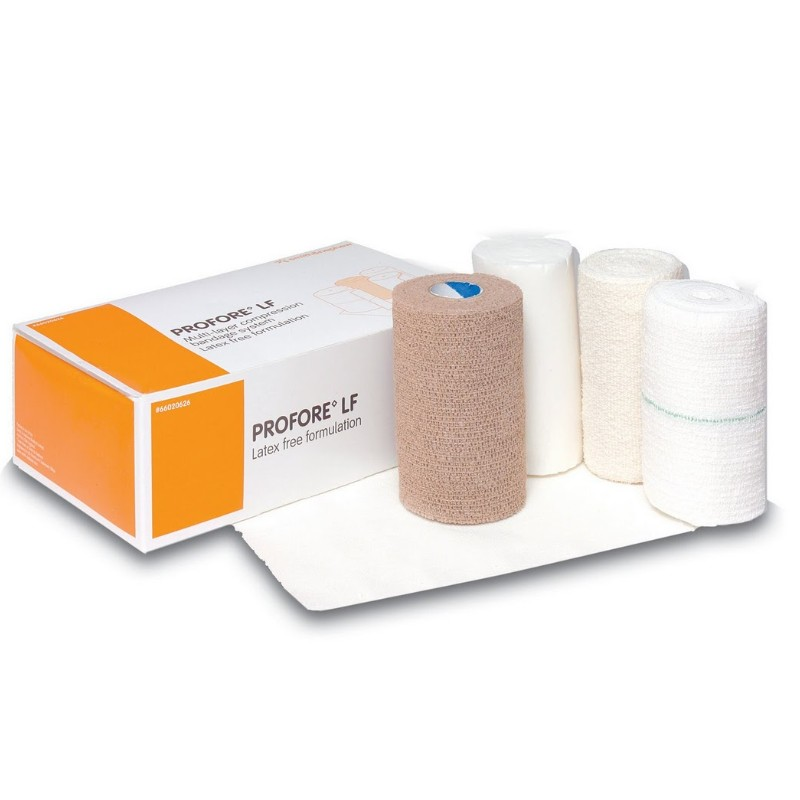 Profore Lf Compression Bandage Dressing System Smith Amp Nephew