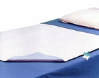 """Quik-Sorb Quilted Birdseye Cotton Incontinence Underpad, 24""""x35"""""""