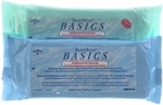 ReadyBath Basics Antibacterial Washcloths, Medline, Case of 240