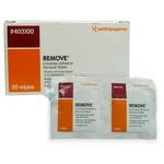 Remove Adhesive Remover Wipes by Smith & Nephew (Box of 50) # 403100