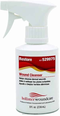 Restore Wound Cleanser Spray 8oz (Each), Hollister # 529975