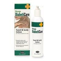 ShiKai Borage DiabetiCare Hand & Body Lotion, 8 oz