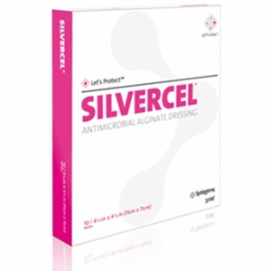 SILVERCEL Antimicrobial Alginate Dressings with Silver