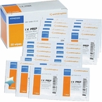 Smith & Nephew IV Prep Antiseptic Wipes Box of 50, # 59421200