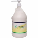 Sombra Cool Therapy Pain Relieving Gel, 1 gallon