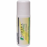 Sombra Cool Therapy Pain Relieving Gel, 3 oz Roll On
