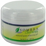 Sombra Cool Therapy Pain Relieving Gel, 8 oz