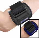Sports Elbow Brace Forearm Band, Neoprene Safe-T-Sport by FLA