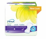 "TENA Serenity Overnight Pads 16"" (Case of 84), # 54282"